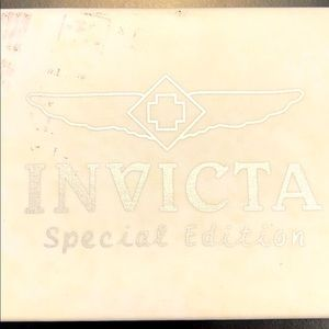 Invicta watch bands.